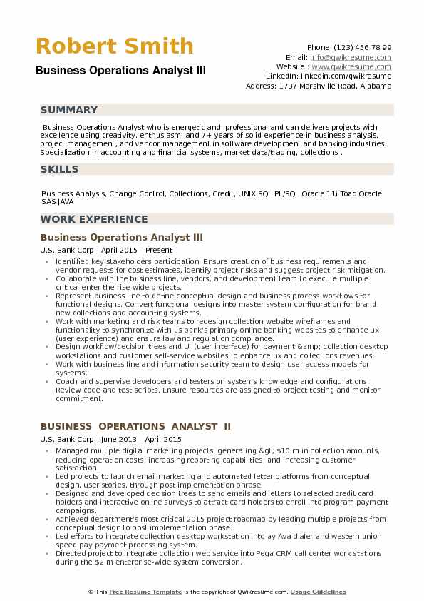 business operations analyst resume samples qwikresume best pdf elements of softball Resume Best Operations Analyst Resume