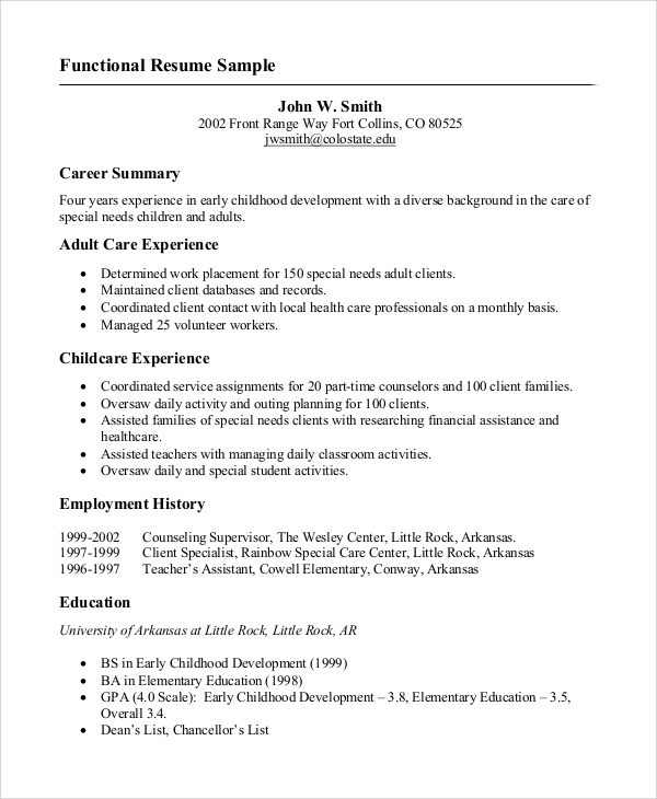 by resume samples for job format free templates childhood education network engineer Resume Free Resume Templates For Early Childhood Education