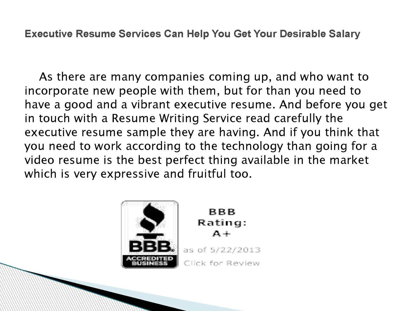 calaméo resume writing service services p1 resident assistant lateral police officer Resume Bbb Resume Writing Services