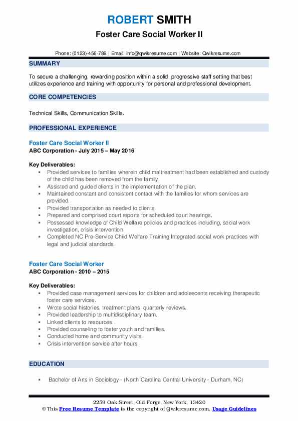 care social worker resume samples qwikresume pdf cover letter for civil engineers copy of Resume Foster Care Social Worker Resume