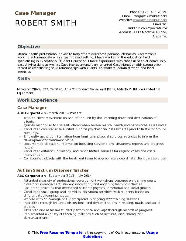 case manager resume samples qwikresume rn objective examples pdf book check for ats Resume Rn Case Manager Resume Objective Examples