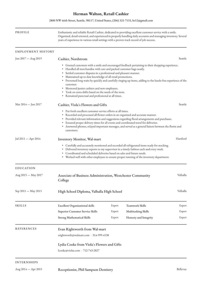 cashier resume examples writing tips free guide io word format usajobs management Resume Cashier Resume Word Format