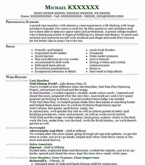 cast member resume example cineplex odeon south edmonton common alberta samples Resume Cineplex Resume Samples