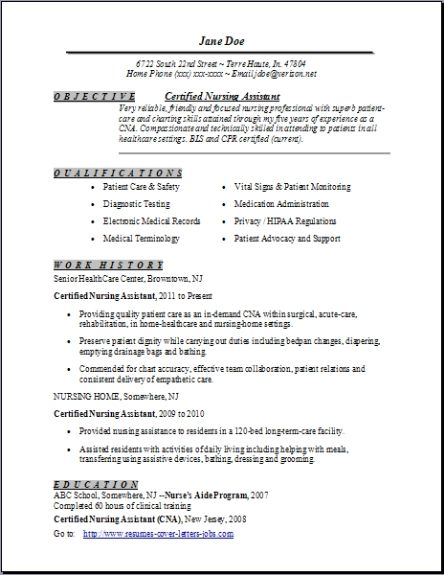 certified nursing assistant resume examples samples free edit with word cna skills and Resume Cna Resume Skills And Qualifications