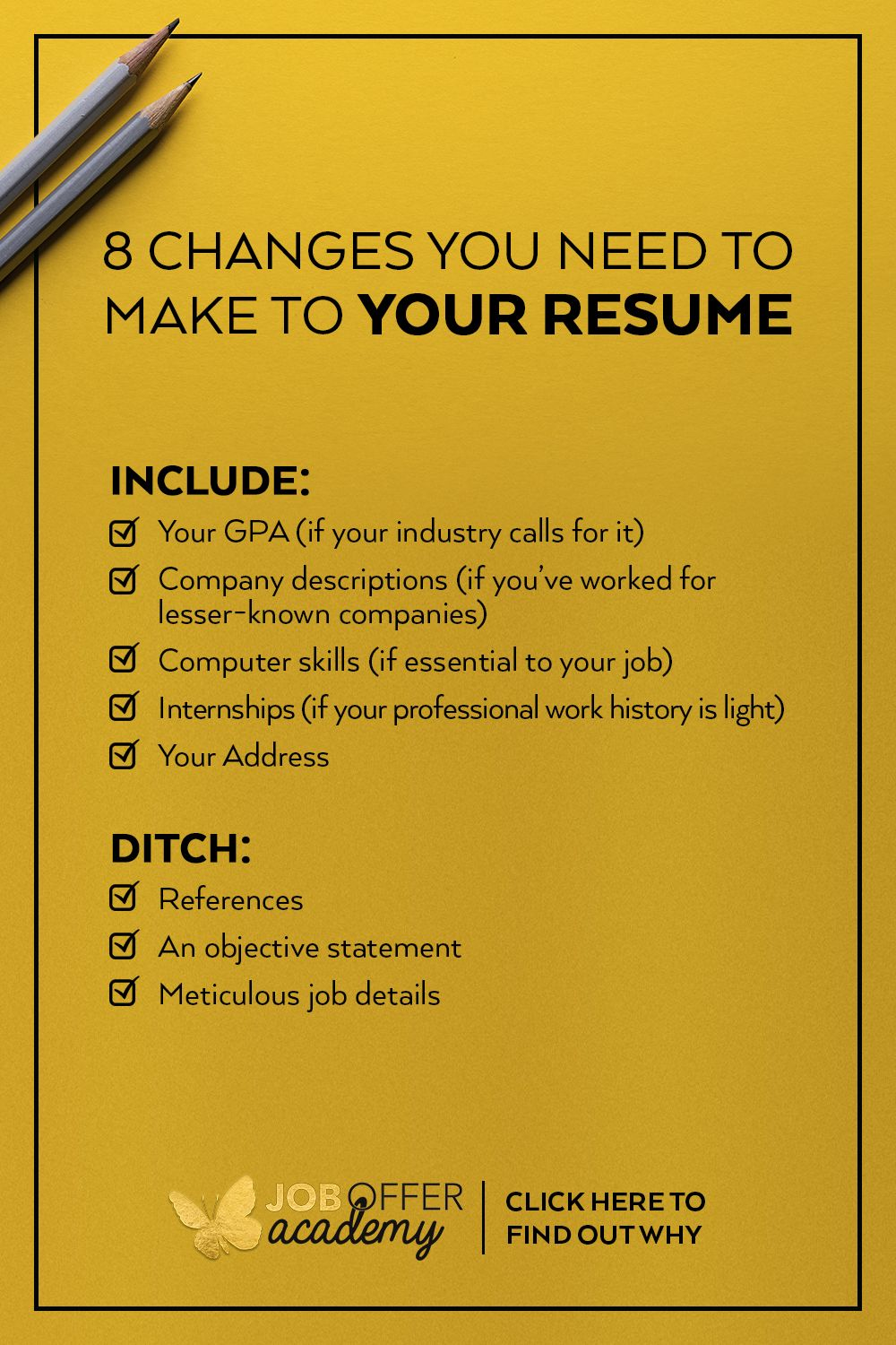 changes you need to make your resume useful life hacks job stahl template sample for Resume Ashley Stahl Resume Template