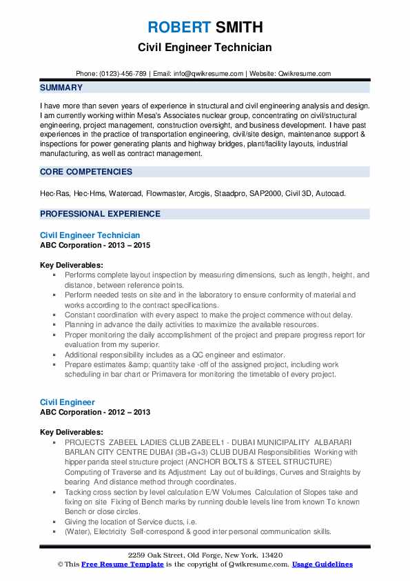 civil engineer resume samples qwikresume assistant pdf pete buttigieg basic word ui Resume Assistant Civil Engineer Resume