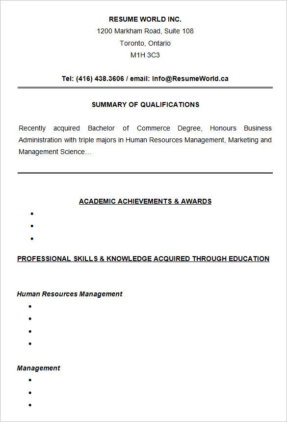 college resume template sample examples free premium templates entry level for students Resume Entry Level Resume Examples For College Students
