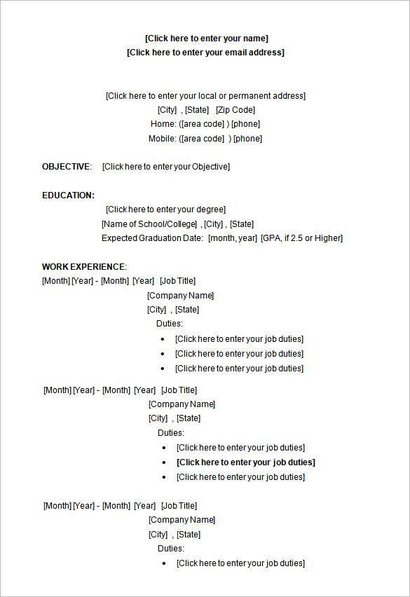 college student resume templates microsoft word ipasphoto for students sample format best Resume Microsoft Word Resume Templates For College Students