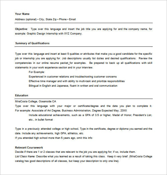 combination resume template free word excel pdf format premium templates physician Resume Combination Resume Format