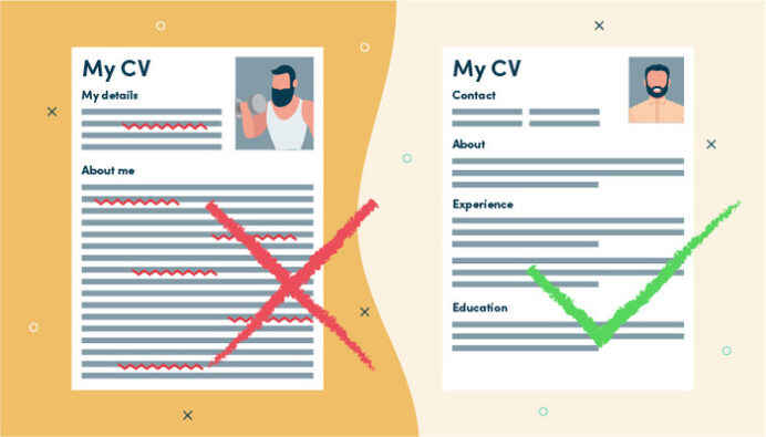 common cv mistakes to avoid if you really want that job abbreviate months on resume Resume Abbreviate Months On Resume