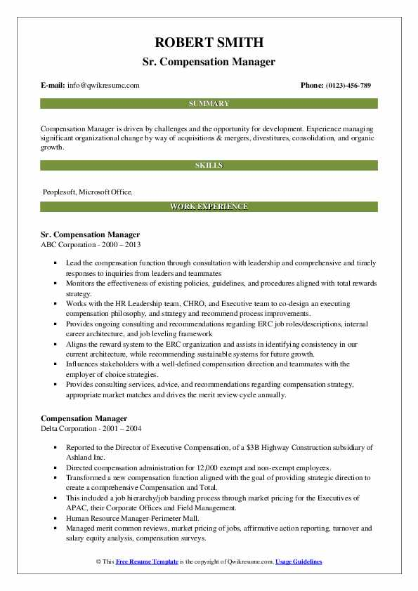 compensation manager resume samples qwikresume global mobility pdf beginner entry level Resume Global Mobility Manager Resume