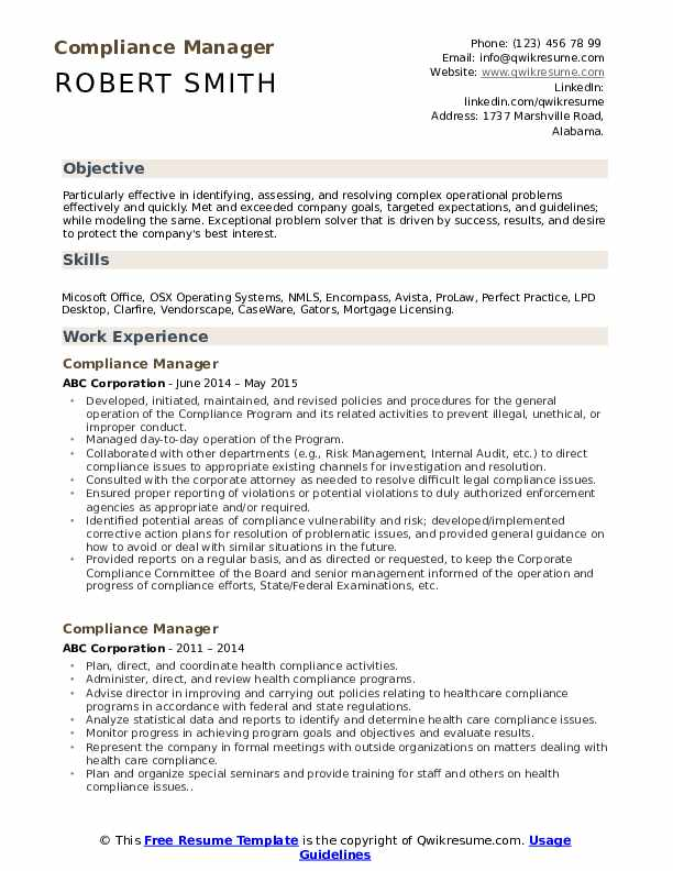 compliance manager resume samples qwikresume legal sample pdf antonym janitor examples Resume Legal Manager Resume Sample