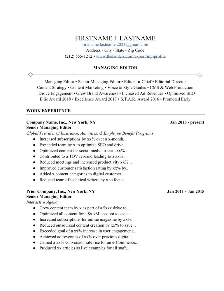 computers reading resumes your job search in resume writing books ladders image 768x994 Resume Resume Writing Books 2017