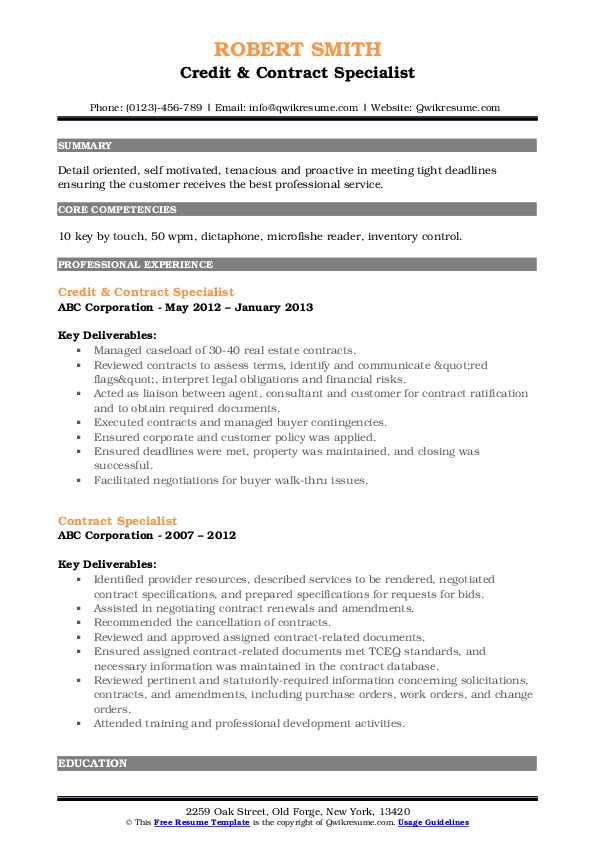 contract specialist resume samples qwikresume federal government pdf modern builder good Resume Federal Government Contract Specialist Resume