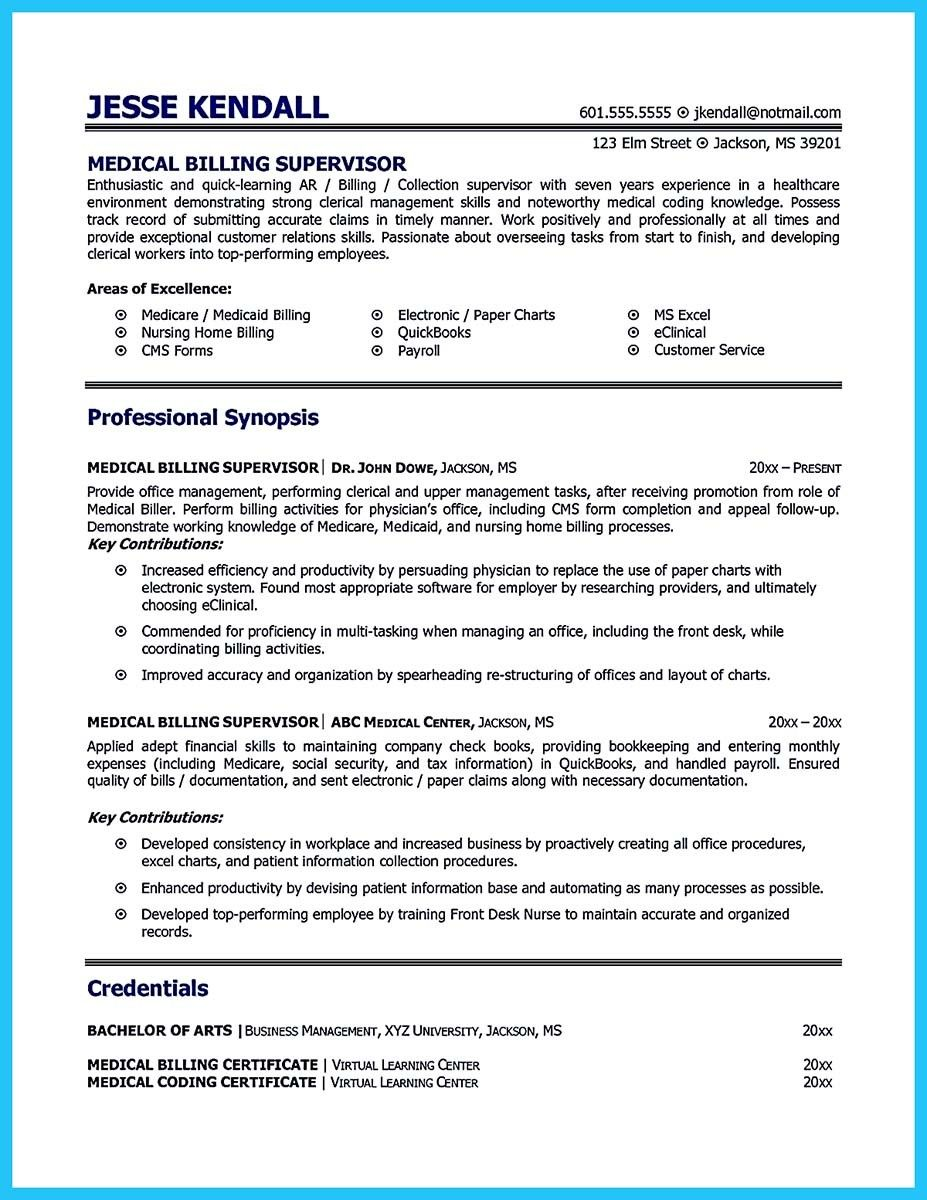 cool exciting billing specialist resume that brings the job to you medical coder biller Resume Medical Billing Specialist Resume