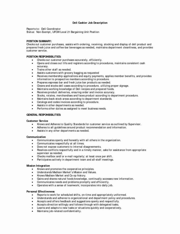 cover letter for cashier and customer service job application covering example Resume Cashier Responsibilities Resume