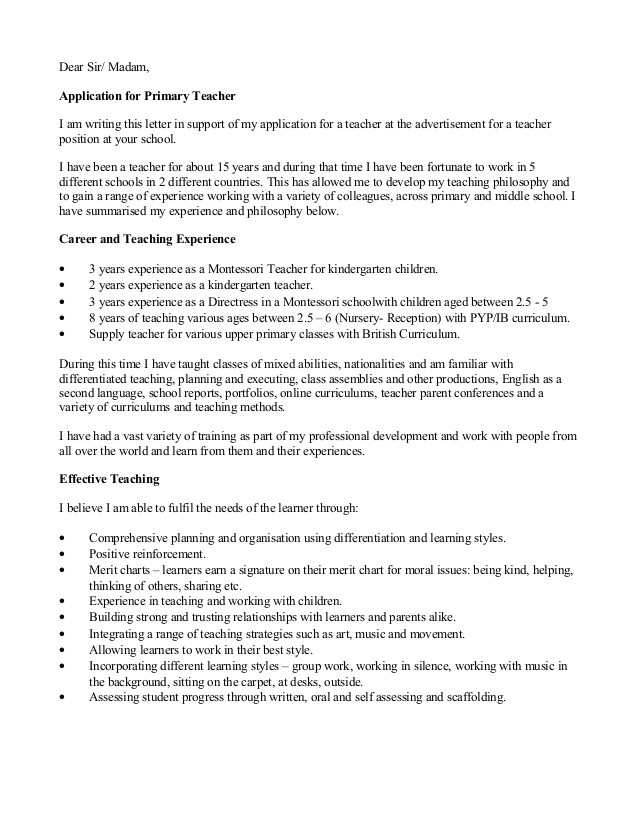 cover letter montessori directress resume onedrive professional summary sample for Resume Montessori Directress Resume
