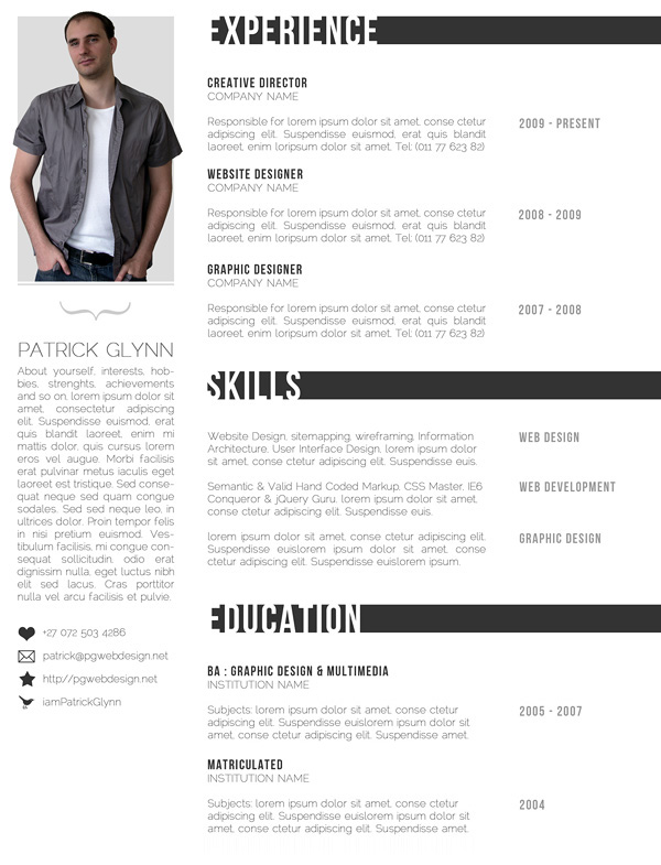 creative and beautiful resume templates wisestep professional format set up data Resume Beautiful Resume Templates Download