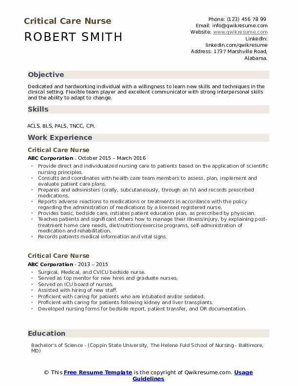 critical care nurse resume samples qwikresume rn sample pdf free equity research funeral Resume Critical Care Rn Resume Sample