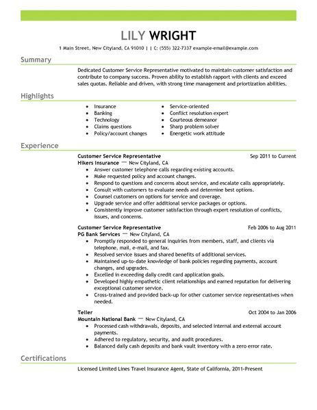customer service representative resume examples bank ilivearticlesfo data entry Resume Customer Service Representative Resume Bank