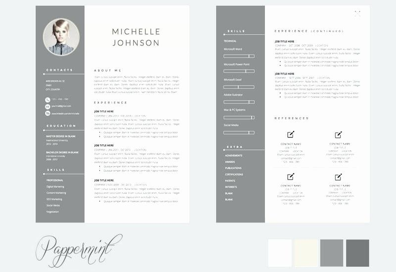 cv template free resume format word two project management buzzwords for biotech fresher Resume Two Page Resume Template Word