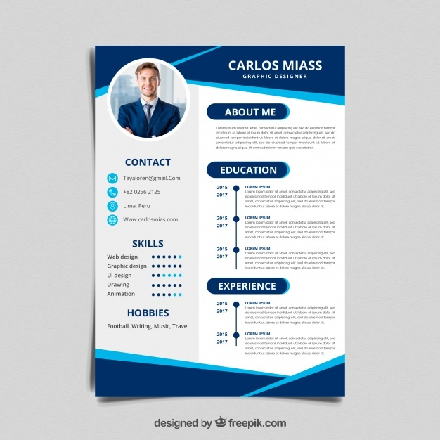 cv template images free vectors stock photos resume photoshop templates curriculum with Resume Free Resume Photoshop Templates