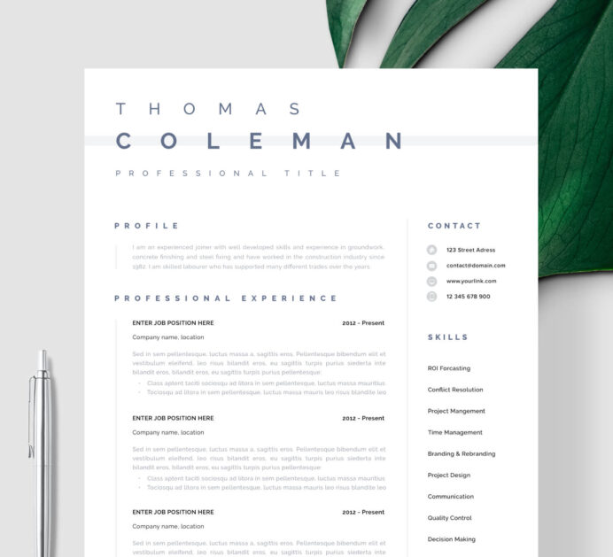 cv template without photo helsinki resume angels szablon for flight attendant experience Resume Resume Template Without Photo