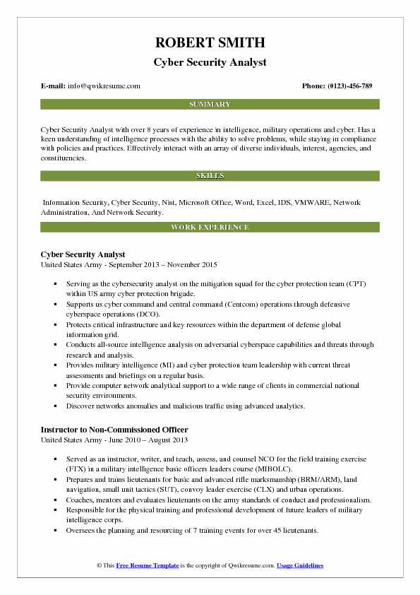 cyber security analyst resume samples qwikresume entry level pdf linguist construction Resume Cyber Security Resume Entry Level