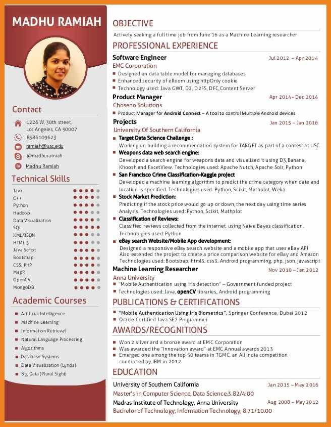 data scientist resume science job examples python machine learning apartment mechanical Resume Python Machine Learning Resume
