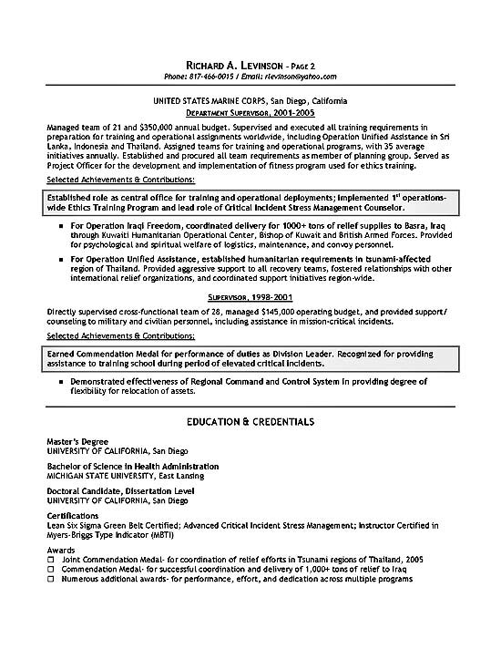 department manager resume example military2b linkedin image for high school counselor Resume Department Manager Resume