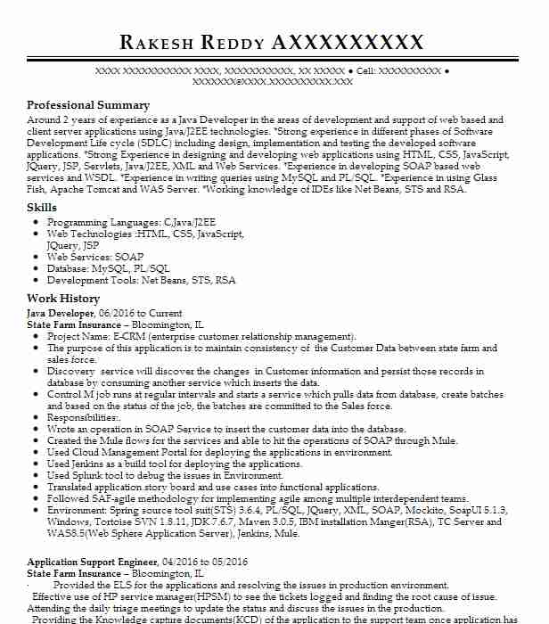 developer resume example bank of hayward microservices sample opm questions for Resume Microservices Sample Resume