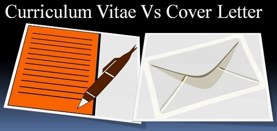 difference between cv and cover letter with comparison chart differences resume vs Resume Difference Between Cover Letter And Resume