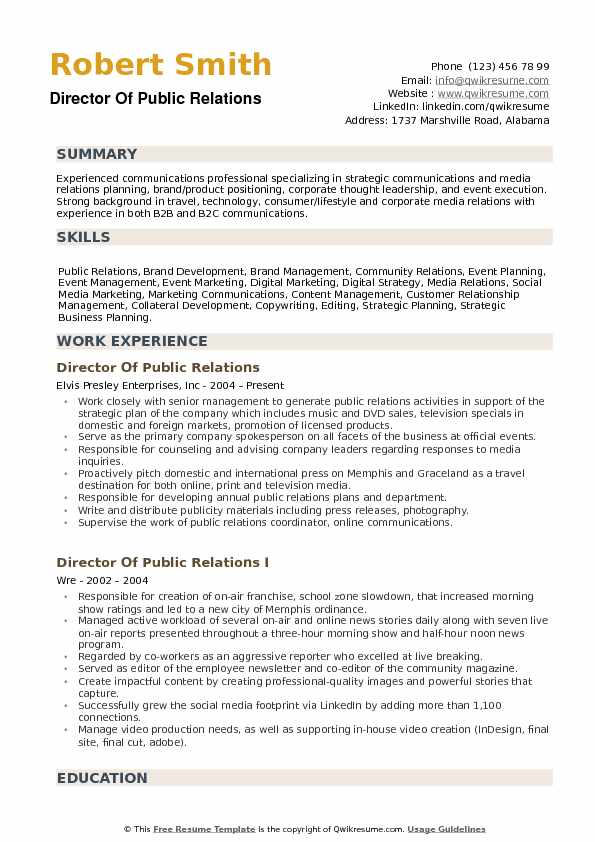 director of public relations resume samples qwikresume pdf first aid sample open minded Resume Public Relations Resume