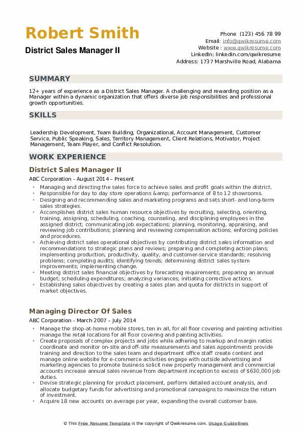 district manager resume samples qwikresume pdf best for account malaysian sample Resume District Manager Resume