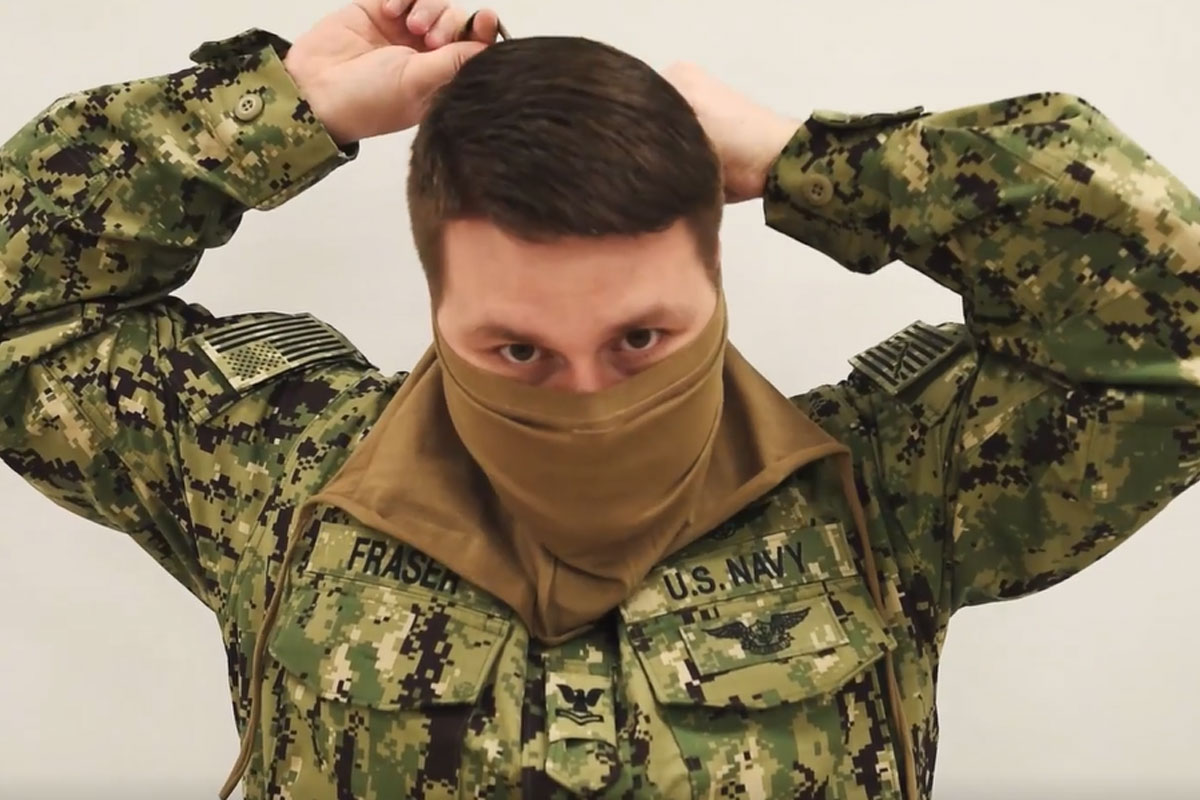 diy shirt masks and balaclavas military services release covering guidance does service Resume Does Military Service Look Good On A Resume