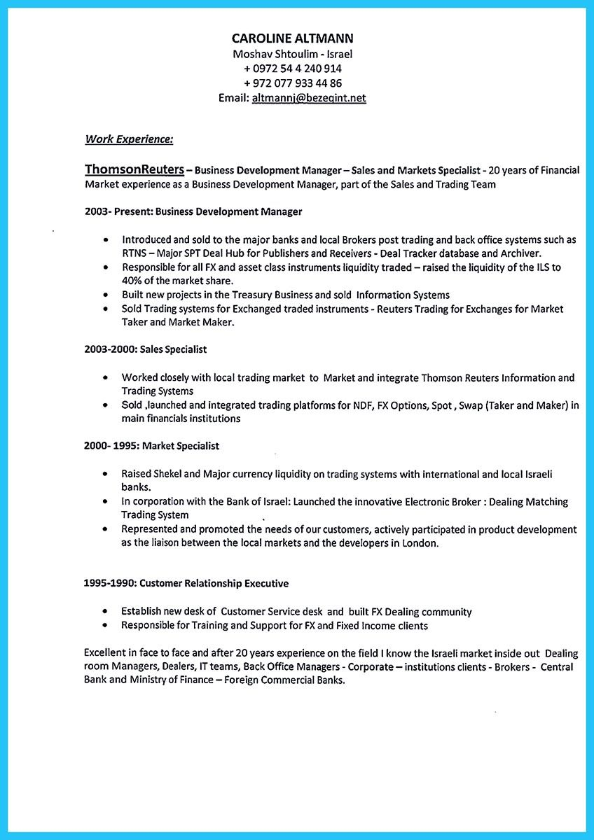 do you want to build the best business consultant resume then need check and read some Resume Foreign Exchange Consultant Resume