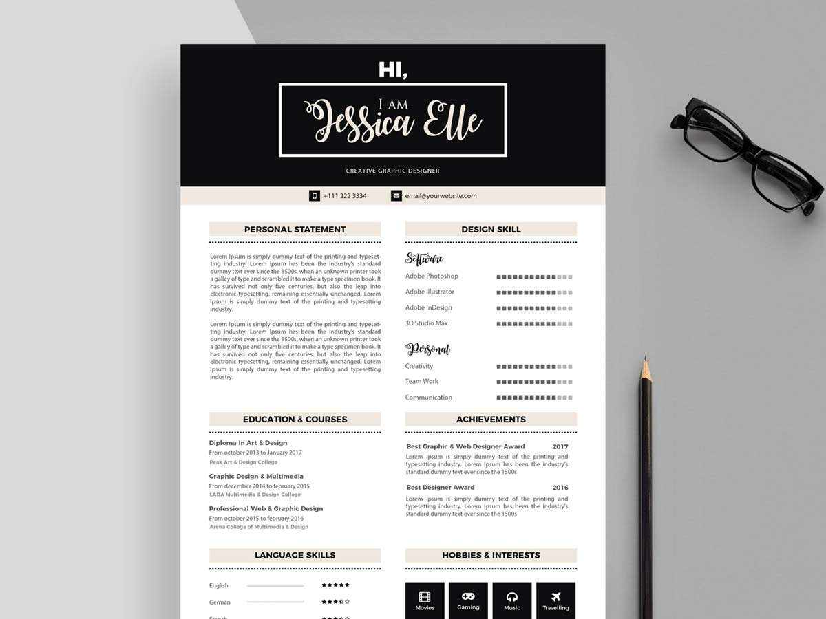 editable cv templates free resumekraft are there really resume narrative style bookkeeper Resume Are There Really Free Resume Templates