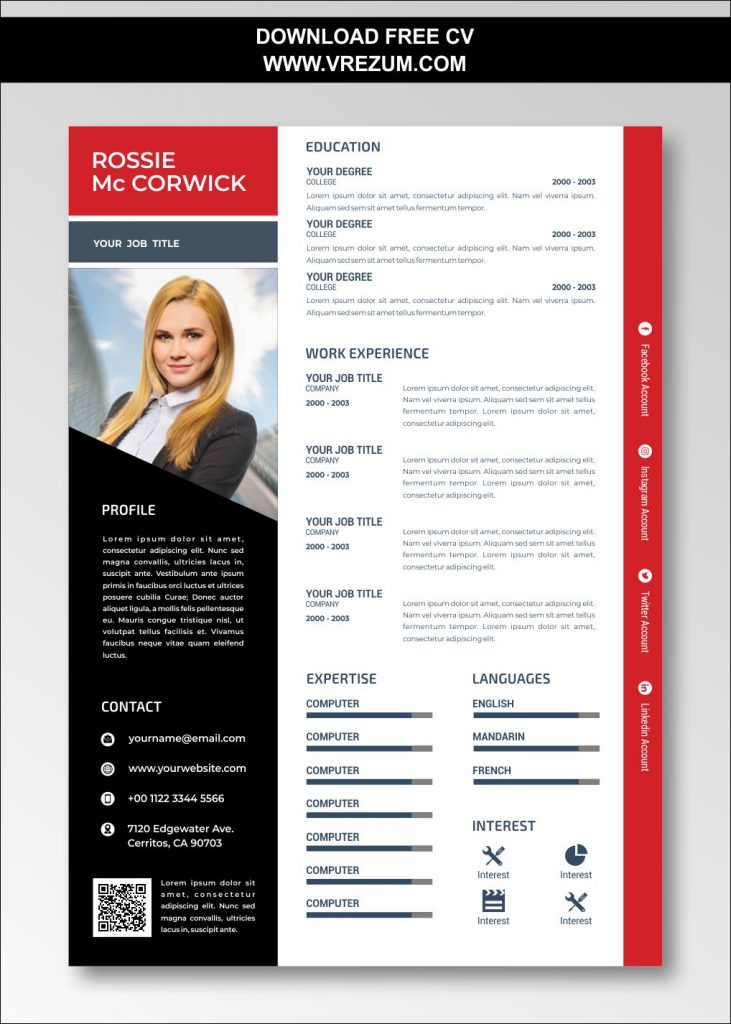 editable free cv templates for logistic manager vrezum resume logistics 731x1024 ui ux Resume Free Resume Templates Editable