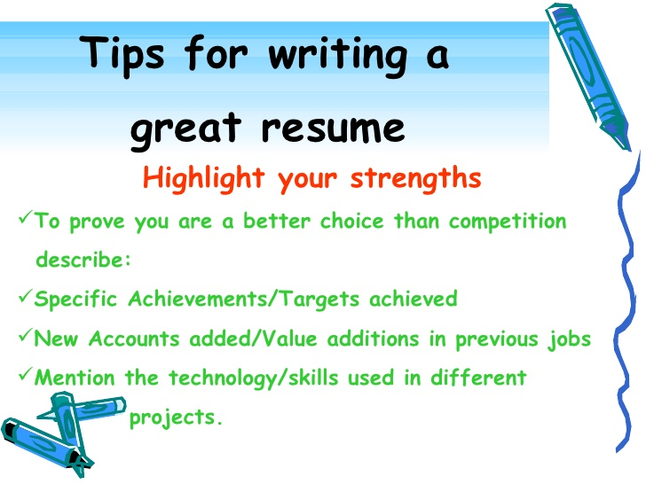 effective resume writing warrant officer accounts receivable analyst medical school Resume Effective Resume Writing