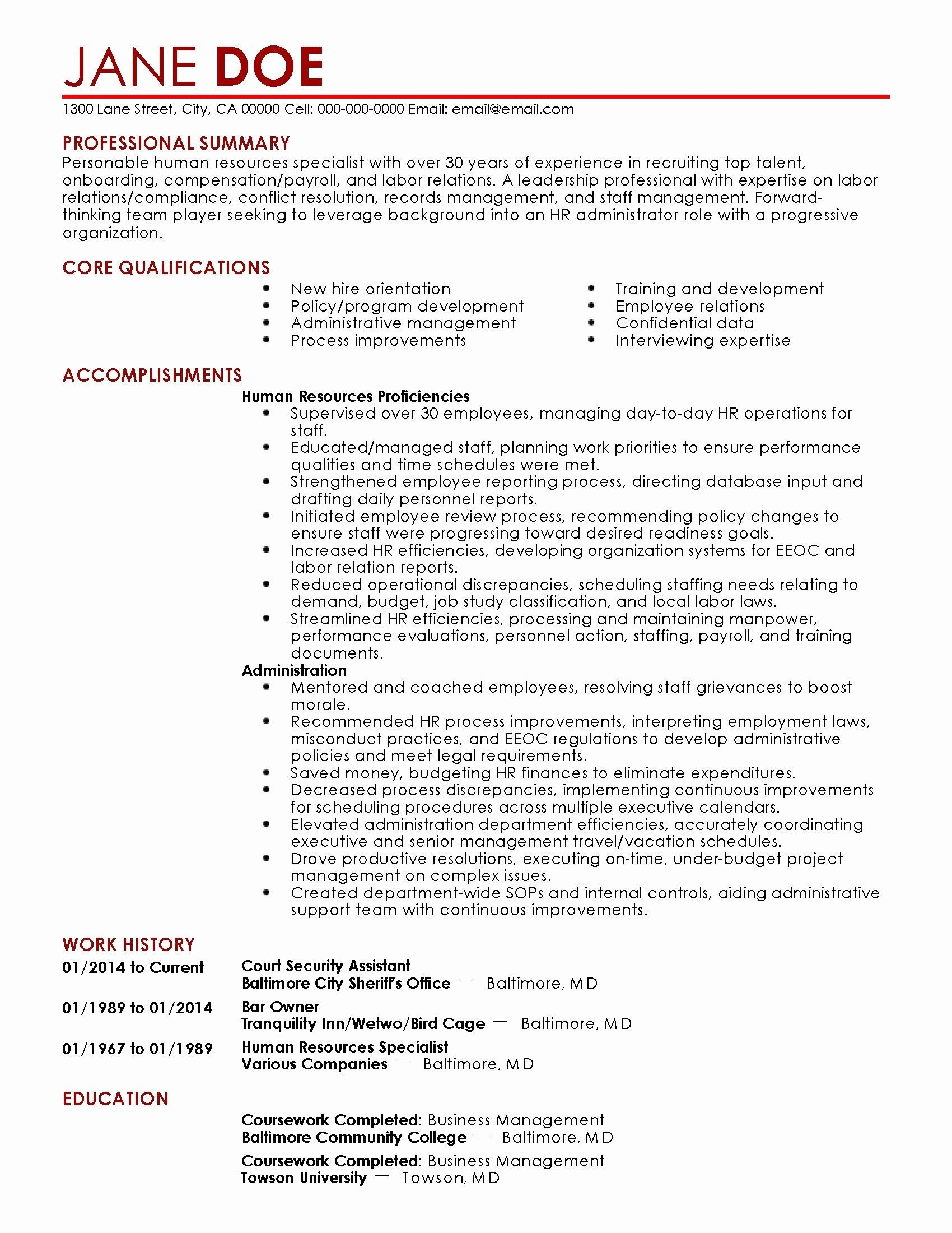 elegant photos of resume examples for administration officer medical assistant summary Resume Resume Format For Administrative Officer