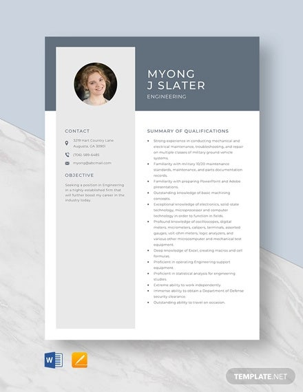 engineering resume templates pdf free premium mechanical engineer template cover letter Resume Mechanical Engineer Resume Template Free Download