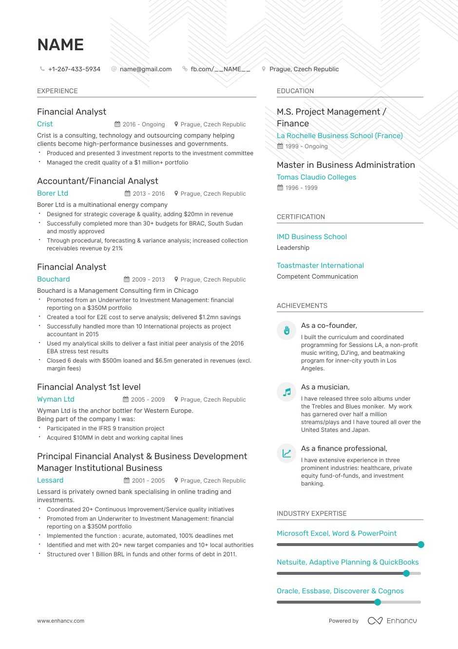 entry level financial analyst resume examples skills templates more for sample fresh Resume Financial Analyst Resume Sample Fresh Graduate