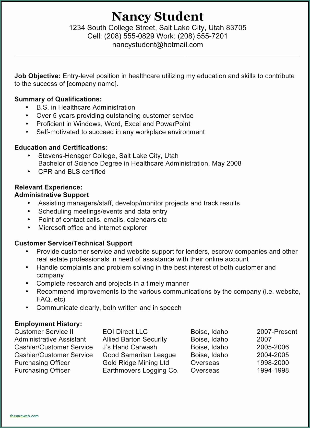 entry level massage therapist resume awesome occupational therapy template colle in job Resume Entry Level Occupational Therapy Resume