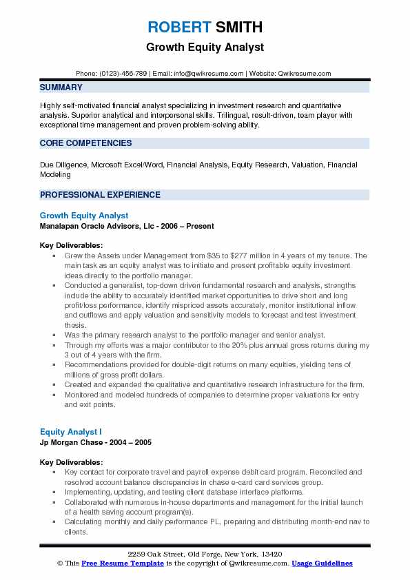 equity analyst resume samples qwikresume research example pdf mortgage closer high school Resume Equity Research Analyst Resume Example