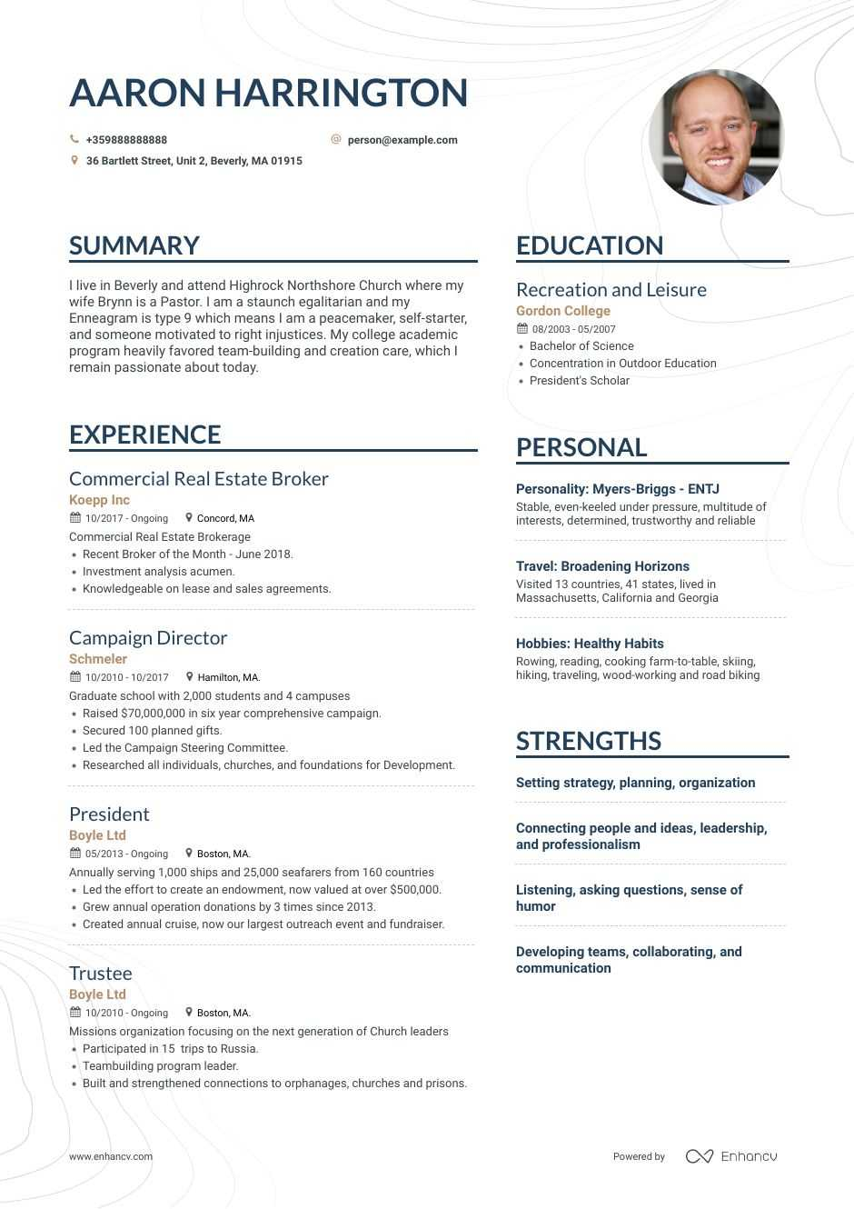 estate resume examples and skills you need to get hired commercial creative professional Resume Commercial Real Estate Resume