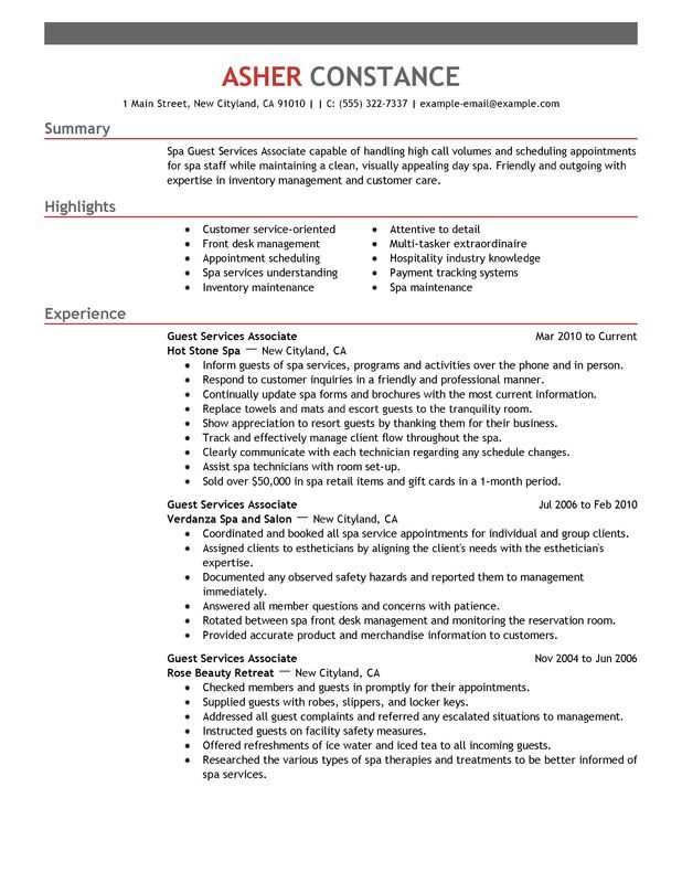 esthetician resume examples sample resumes good objective summary new styles inventory Resume Esthetician Resume Summary