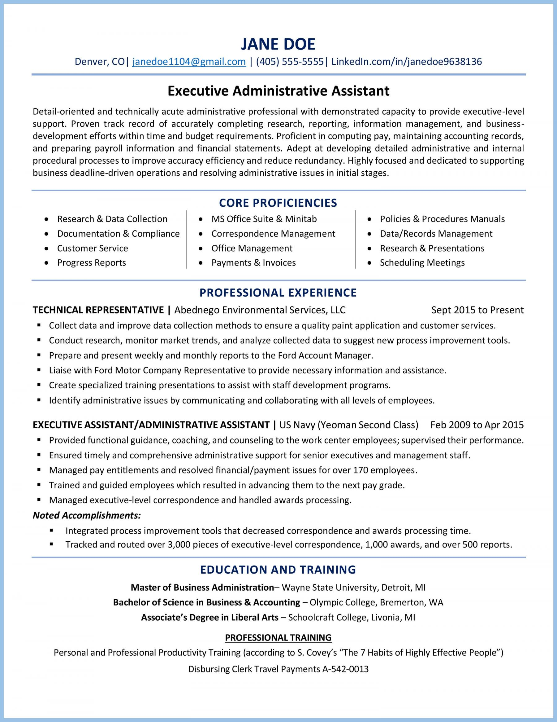 executive administrative assistant resume example admin examples dht5rqzz0ssie0qvhbnj Resume Executive Admin Resume Examples