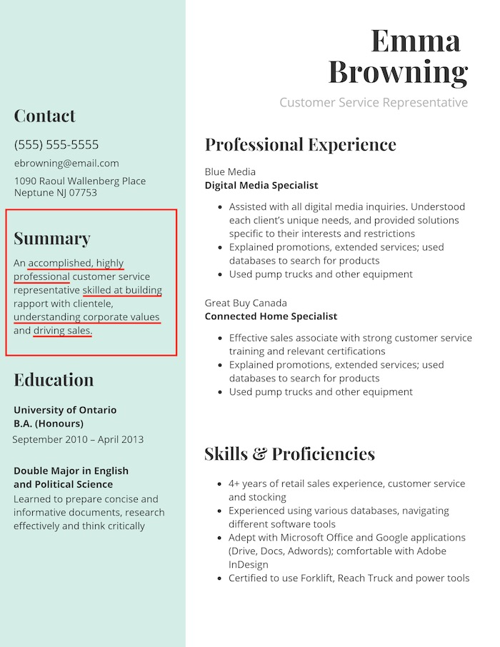 expert resume design ideas from hiring manager professional words for simple customer Resume Professional Words For Resume