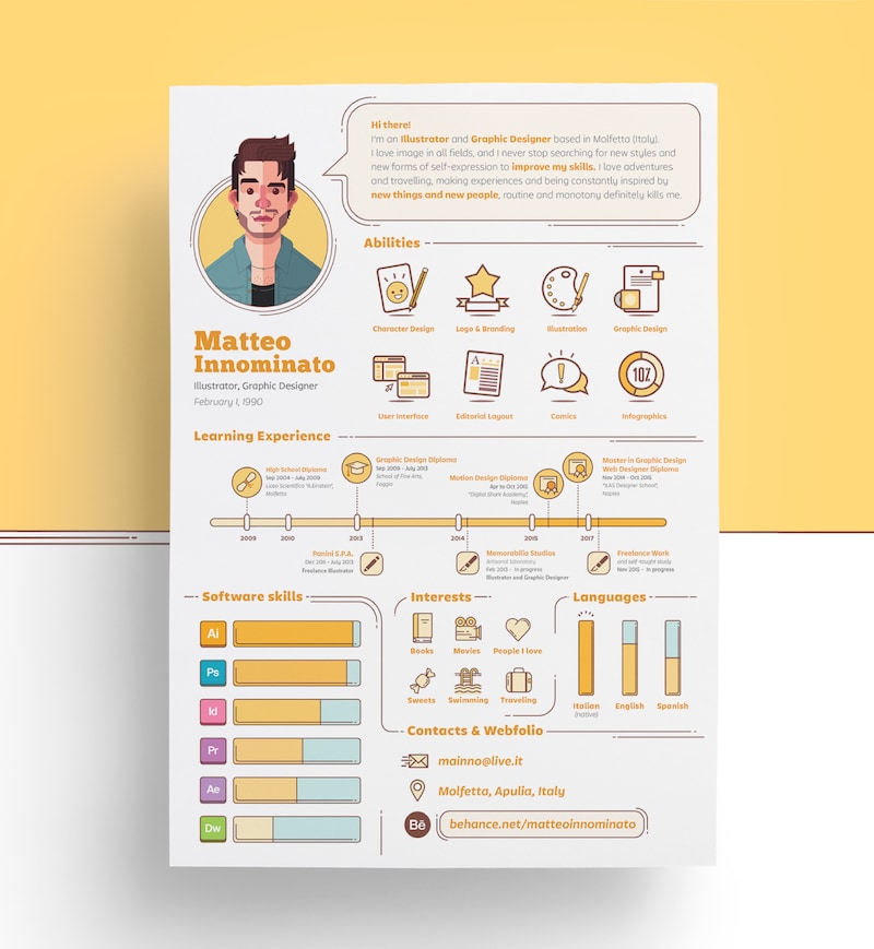 expert resume design ideas from hiring manager skills for designer creative template copy Resume Skills For Designer Resume