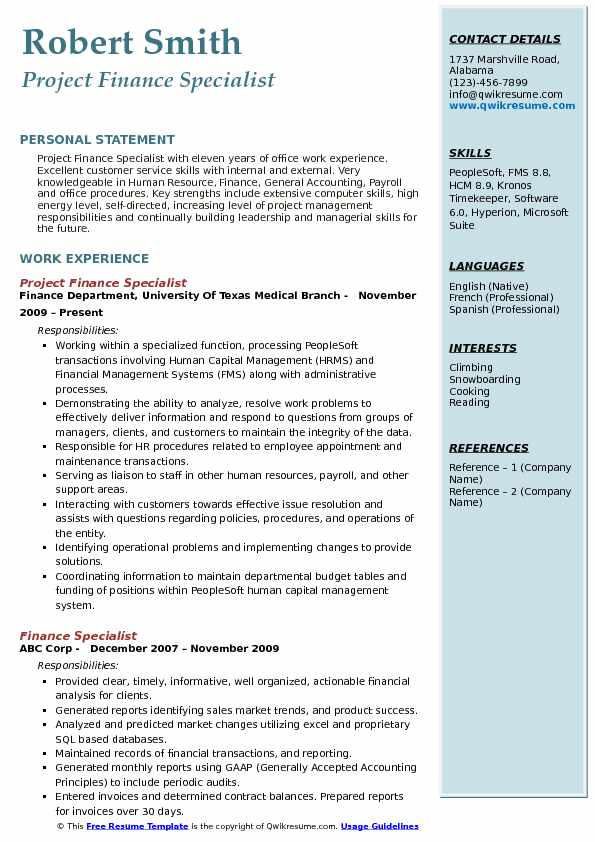 finance specialist resume samples qwikresume financial pdf interior design examples can Resume Financial Specialist Resume